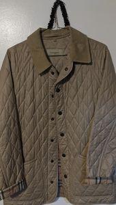 Burberry Tan Coat